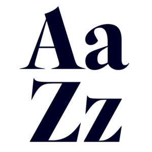 Segnieur Serif Display Black