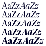 Segnieur Serif Display Family