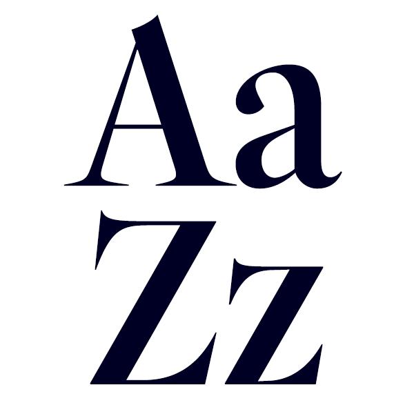 Segnieur Serif Display Medium